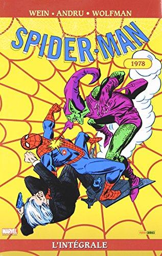 Spider-Man l'Intégrale, Tome 17 : 1978 par Marv Wolfman