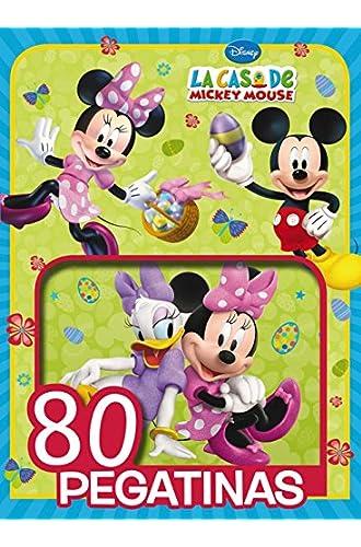 Descargar gratis La casa de Mickey Mouse. 80 Pegatinas de Varios Autores