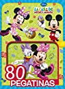 La casa de Mickey Mouse. 80 Pegatinas