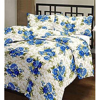 RajasthaniKart Cartoon Print Reversible AC Blanket/Quilt/Top Sheet (Soft, Skin friendly)