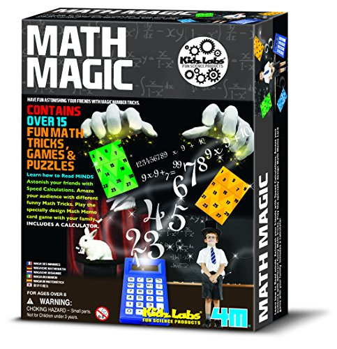 4minds 4 M Math Magic