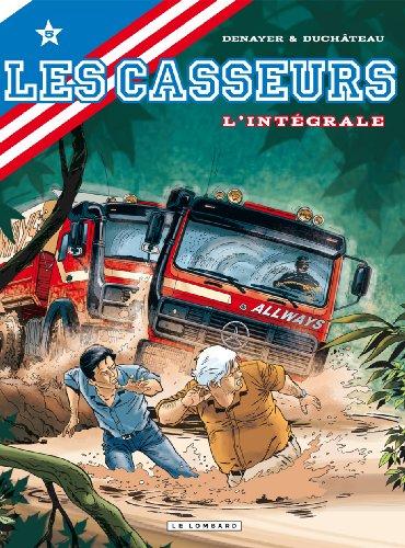 Les Casseurs - Intégrale - tome 5 - Les Casseurs - Intégrale T5 (T13 à 15) par Duchâteau