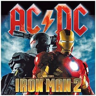 Iron Man 2 by AC/DC (2010) Audio CD