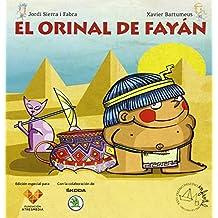 Antena 3-El orinal de Fayán: Premio Destino Infantil. Apel·les Mestres  XXXV