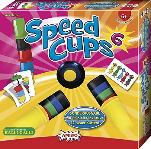 AMIGO Spiel + Freizeit 01880 - Speed Cups 6