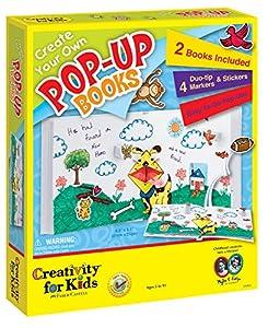 Faber-Castell - Juego de diseño (Creativity For Kids CFK1093)