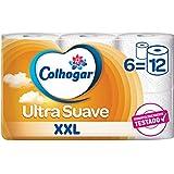 COLHOGAR papel higiénico XXL paquete 6 uds