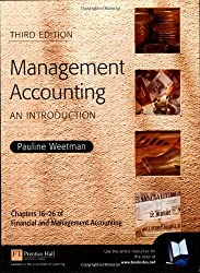 Management Accounting: An Introduction: 2