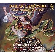 Bailar Cantando - Fiesta Mestiza en el Perú (ca. 1780)