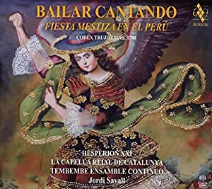 Bailar Cantando - Fiesta Mestiza En Peru, Codex Trujillo, 1788