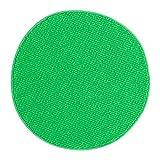 Ikea BADAREN Badematte Mikrofaser rund luxuriös weich 5 Farben (grün)