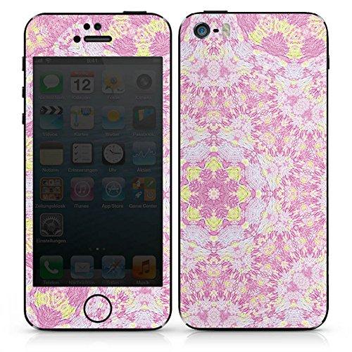 Apple iPhone 4s Case Skin Sticker aus Vinyl-Folie Aufkleber Ornamente Muster Abstrakt DesignSkins® glänzend