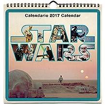 Grupo Erik Editores Star Wars - Calendario 2017, 24 x 24 cm