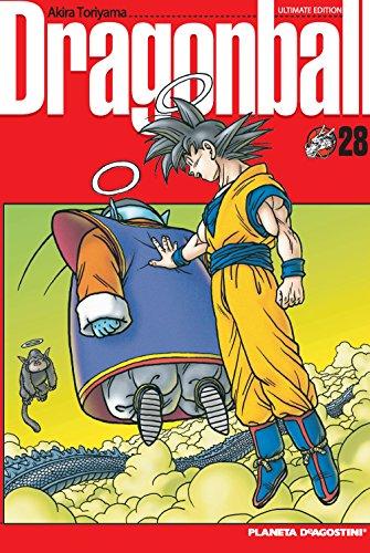 Dragon Ball nº 28/34 (Manga Shonen) por Akira Toriyama