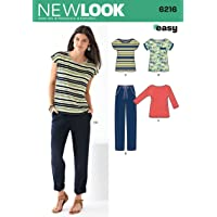 New Look NL6216 Patron de Couture Ensemble Femmes 22 x 15 cm