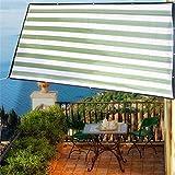 Linda N. Taylor Sun Segel, UV Sonnenschutz Schatten Tuch Vordach Rechteck Sun Shelter Outdoor für Garten Party Balkon, 6.6ft x 6,6ft