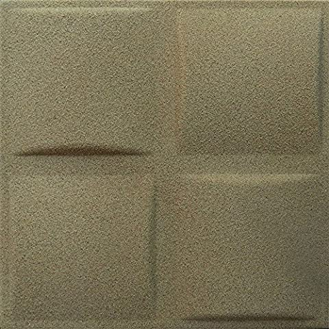 3D Quartz intérieur décoratif mur panels-3d boards-3d mural cladding-cushion