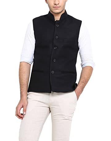 ae60032d3a97d Nehru Jacket: Buy Ethnic Jackets online at best prices in India ...