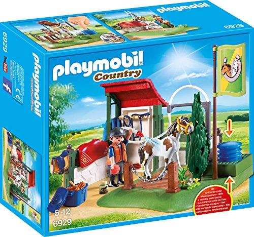 PLAYMOBIL 6929 - Pferde-waschplatz