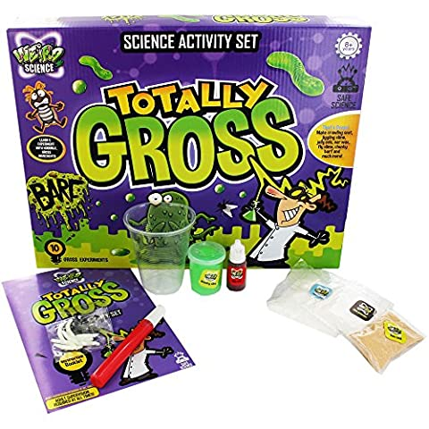 Weird Science Totally Gross Activity Set