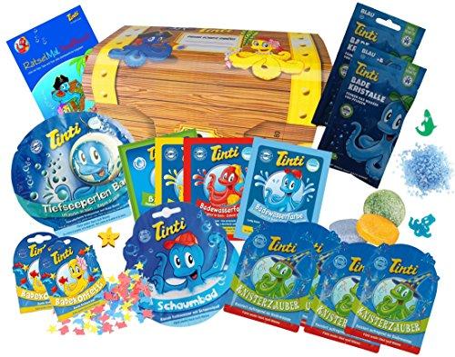 tinti-schatztruhe-pflegender-badespass-fur-jungen-oder-madchen15-produkte-jungen