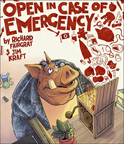 Open in Case of Emergency (English Edition)