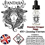 Lemon Sherbet PREMIUM DROPPER E Liquid E Juice E Shisha OIL