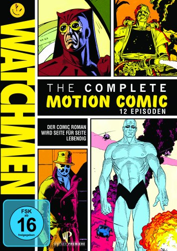 The Complete Motion Comic (2 DVDs)