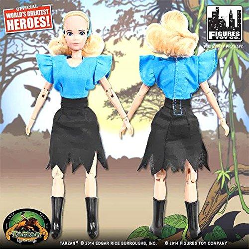 Tarzan grandes héroes del mundo. Jane 8