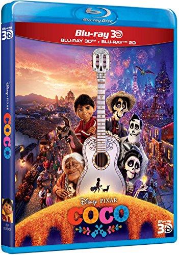 Coco (Blu-ray 3D + Blu-ray) [Blu-ray]