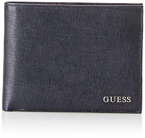 Guess Sm2307lea27, Pochettes homme, Blu, 2x9.8x12.4 cm (W x H L)