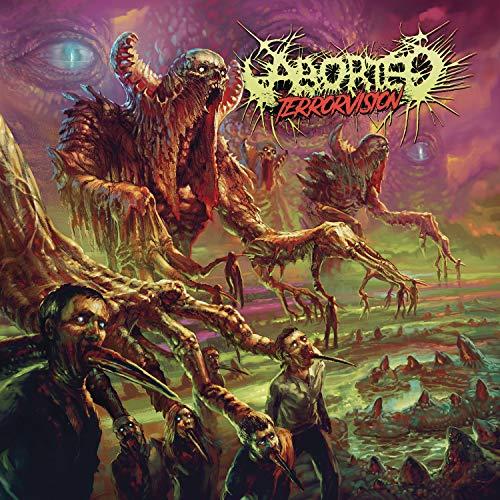 Aborted: TerrorVision (Ltd. CD Box Set) (Audio CD)