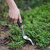soxid (TM) ferramentas Para Jardim Garten Pflanzen Werkzeug Softouch® Unkrautjäter Weed Entferner Yard Rasen Werkzeug Bonsai-Werkzeuge Gärtner Brunnenbohrer