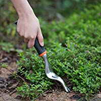 Vycloud (TM) Piante da giardino Strumento Softouch Weeder Weed Remover Yard Prato attrezzo da bonsai (Prato Weeder)