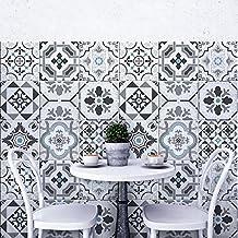 carrelage adhesif mural. Black Bedroom Furniture Sets. Home Design Ideas