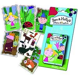 Ben y Holly - Baraja infantil con 40 cartas (Naipes Heraclio Fournier 1029673)