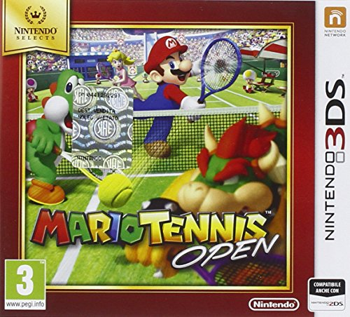 Mario Tennis Open Nintendo Selects Nintendo 3DS