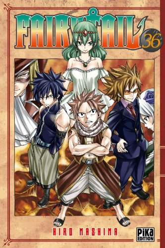 Fairy Tail Edition simple Tome 36