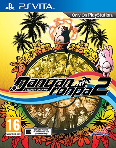 Danganronpa 2: Goodbye Despair (PlayStation Vita) [Edizione: