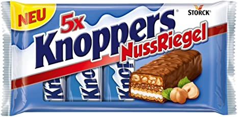Knoppers Nussriegel Multipack, 200 g
