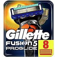 Gillette Fusion5 ProGlide Lames de rasoir pour Homme, 8 Recharges