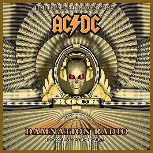 AC/DC - Damnation Radio: New Limited Edition Gold Vinyl
