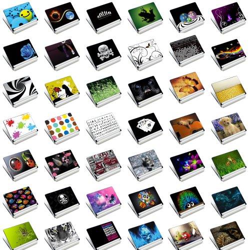 "Luxburg® Design Laptoptasche Notebooktasche Sleeve für 15,6 Zoll, Motiv: ""Peace"" hinter Gittern Laptop Skin"