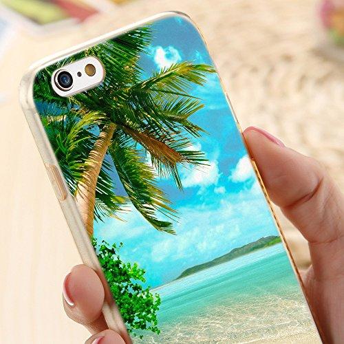 Ooh. Color® Frosted Designer Housse pour iPhone LG Microsoft Téléphones Portables Sony Xperia poche Motif Etui Case élastique Cover Print Stylish Étui souple Motif fin Flexible, Plastique, HUM052 Weed Design 12