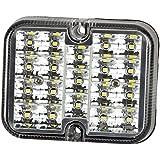 Ampoules claires LED feux arrière - Feux de recul - 19 LED de 12V