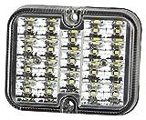 Luz de marcha atrás LED Copia de seguridad luces claro luz de marcha atrás 19LEDs 12V
