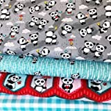 Panda Stoff