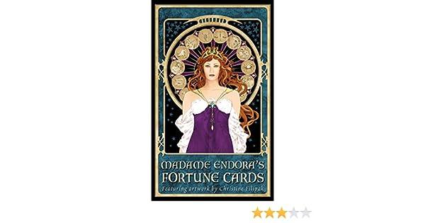 Madame Endoras Fortune Cards: Amazon in: Christine Filipak