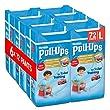 Huggies Pull-Ups Boys Day Time Pants Convenience Pack, Large - 6 Packs (12 Pants Per Pack, 72 Pants Total)