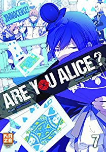 Are you Alice ? Edition simple Tome 7